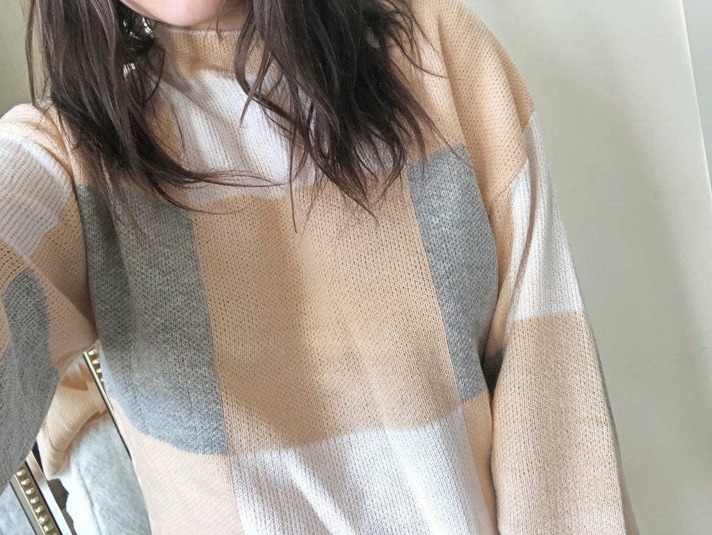 SheIn review sweater