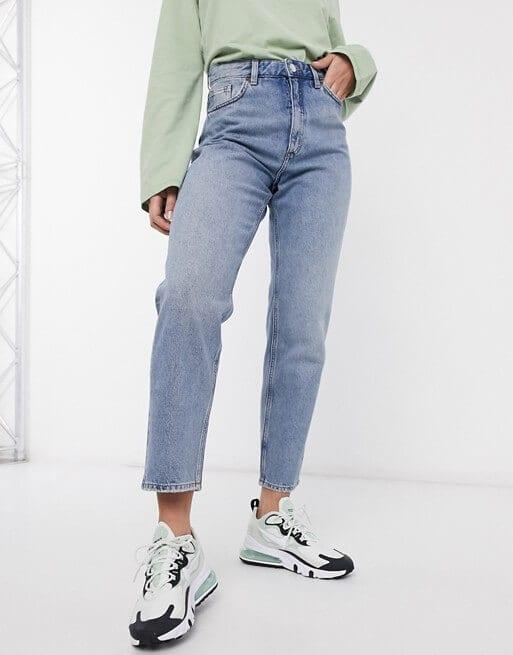 monki mom jeans