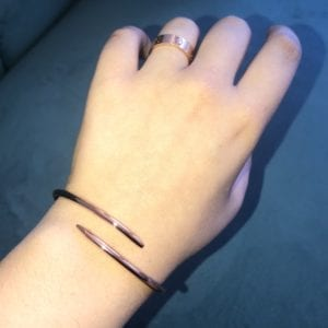 rocksbox review bracelet