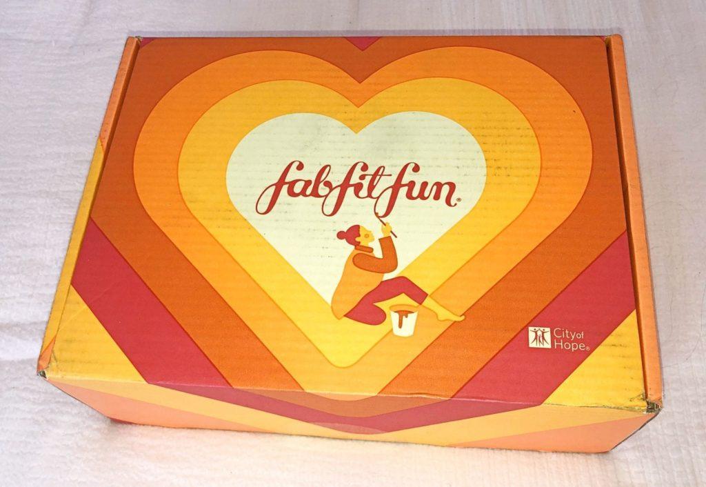 fall fabfitfun unboxing