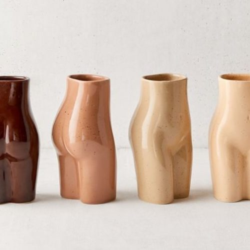 15 of Our Favorite Female Form Vases, Mugs + More