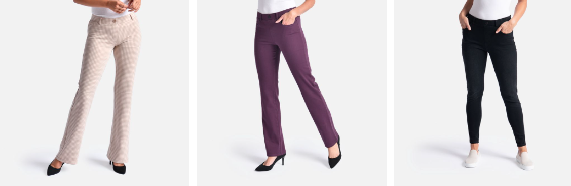 """My Betabrand Reviews: Are """"Professional"""" Yoga Pants Worth It?"""