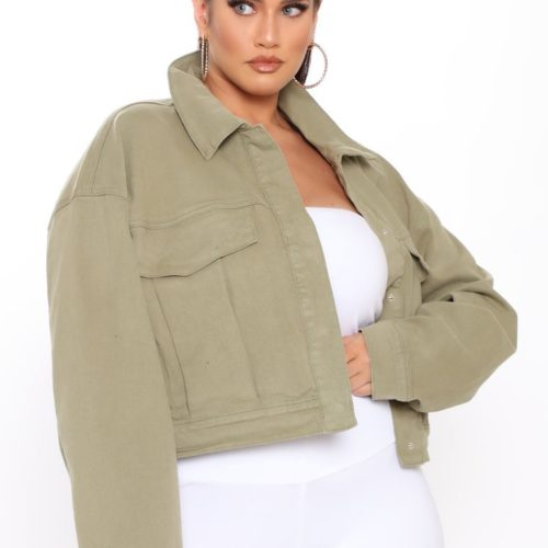 9 Best Plus Size Jean Jackets of 2020