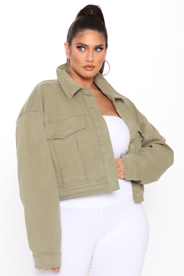 9 Best Plus Size Jean Jackets of 2021