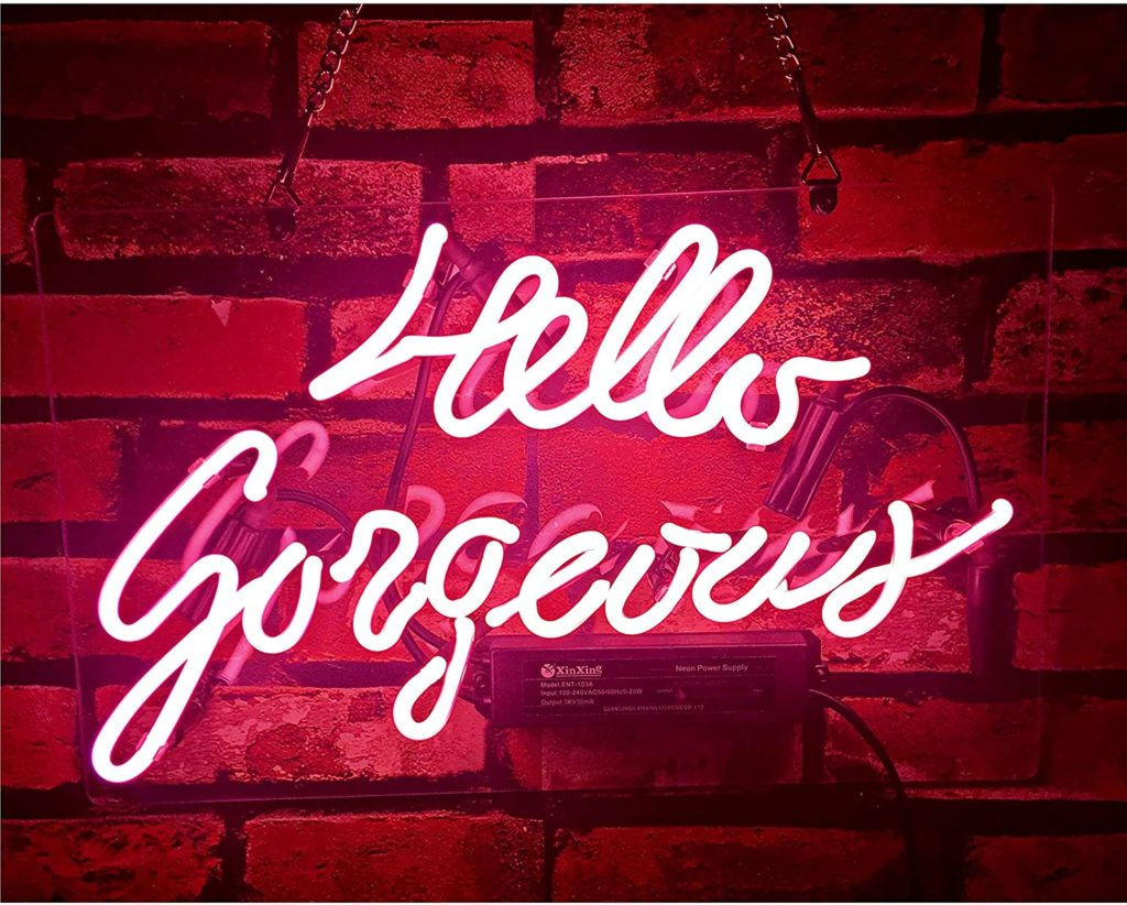 hello gorgeous fashion gifts