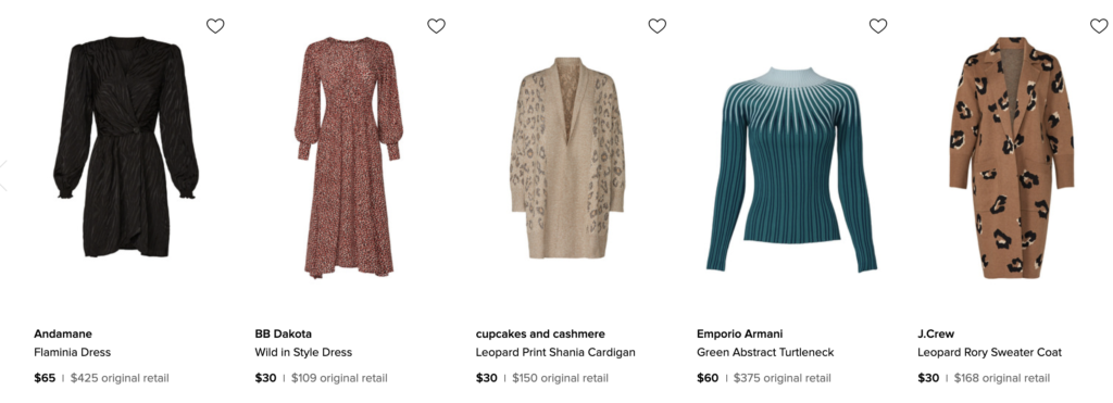 rent the runway review (styles)