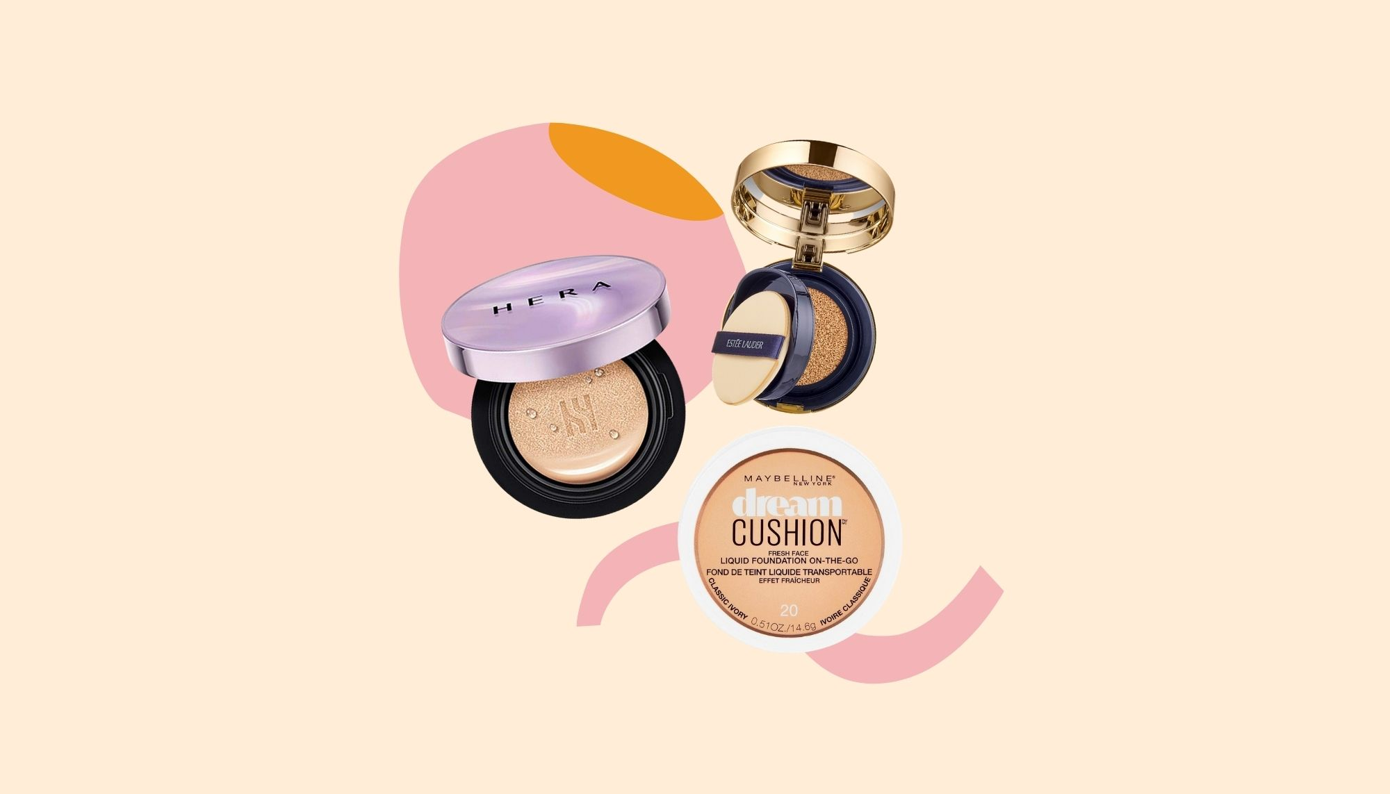 10 Best Cushion Foundations For Your Skin Type