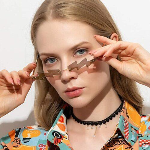 13 Unique Sunglasses to Make a Statement