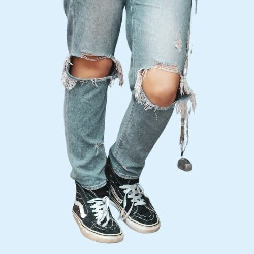How to Rip Jeans At Home – 5 Easy Steps