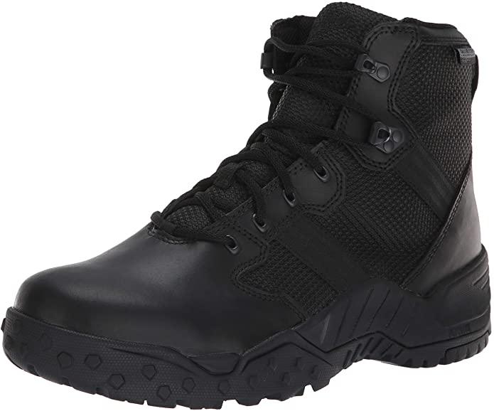 Black Danner Boot