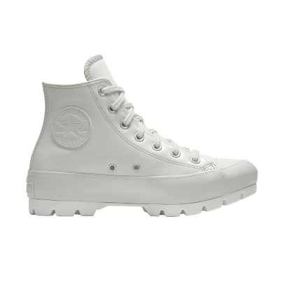 Custom Premium Leather Lugged Chuck Taylor All Star By You