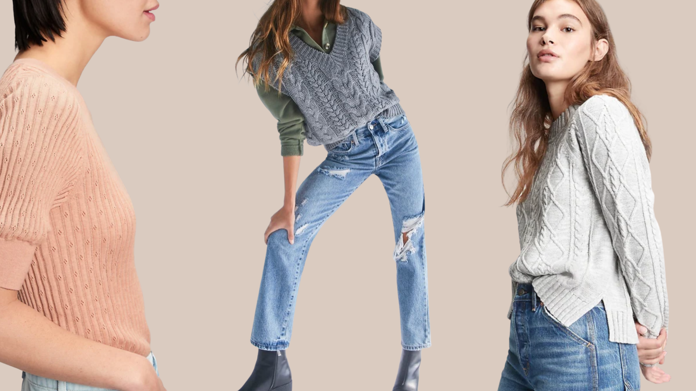 11 Types of Sweaters: Find Your Next Closet Staple