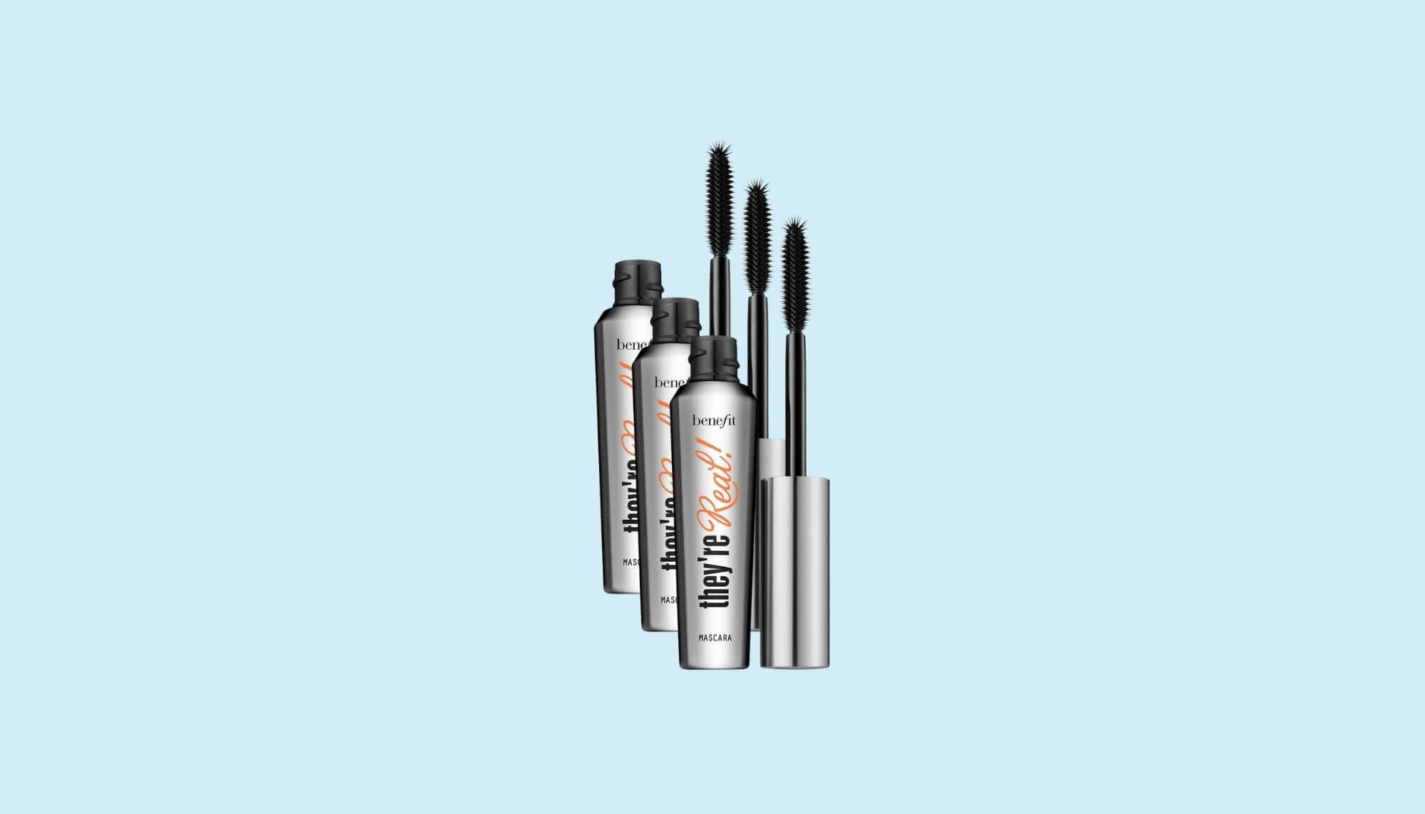 """4 Best Benefit """"They're Real"""" Mascara Dupes in 2021"""