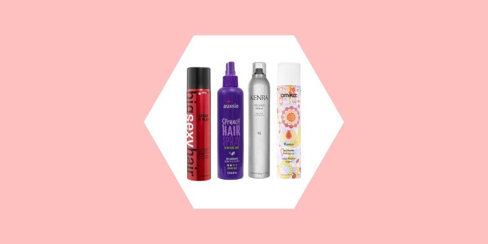 9 Best Hairsprays for Fine Hair (Volumizing and Long-Lasting)
