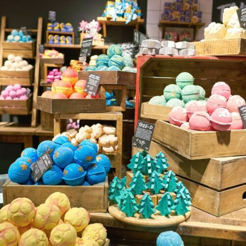 22 Best LUSH Products for Every Part of Your Body