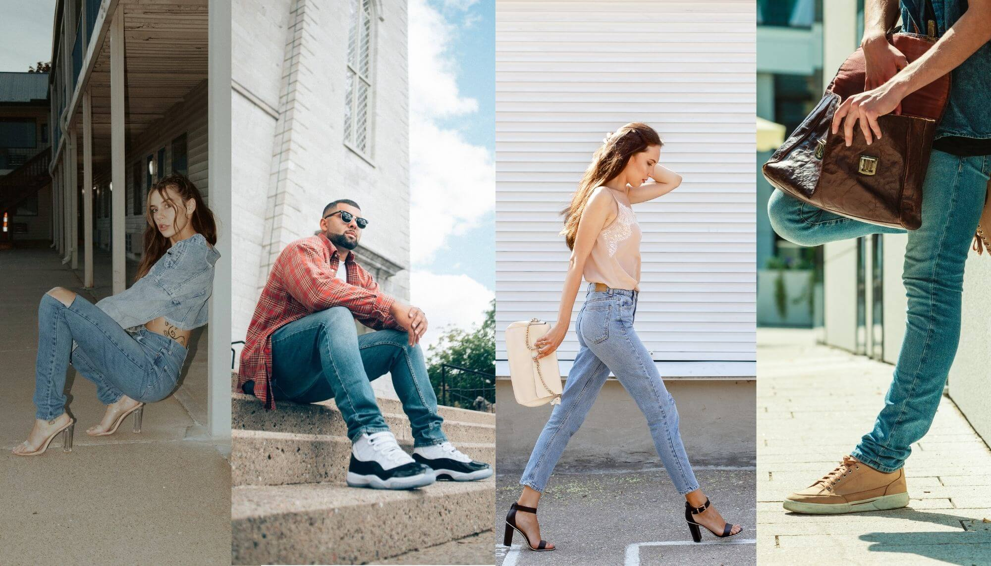 What Shoes to Wear with Jeans + Styling Ideas