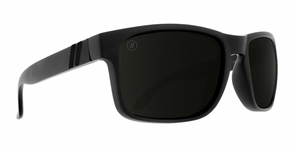 Blenders Black Tundra Polarized Sunglasses