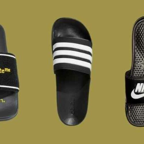 10 Best Slides for Men Wishing to Walk on Clouds