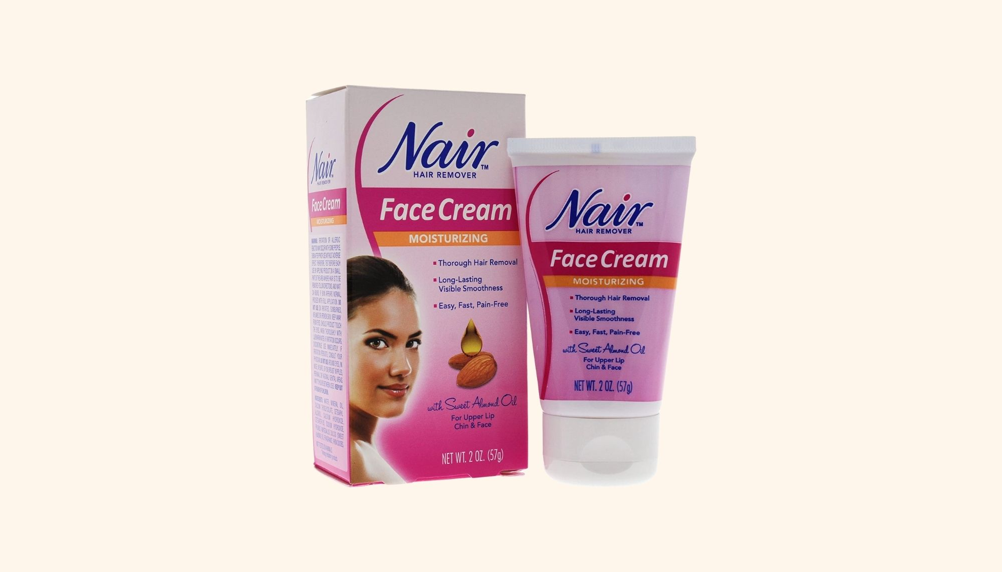 How Does Nair Work? Everything to Know About Hair Removal Creams
