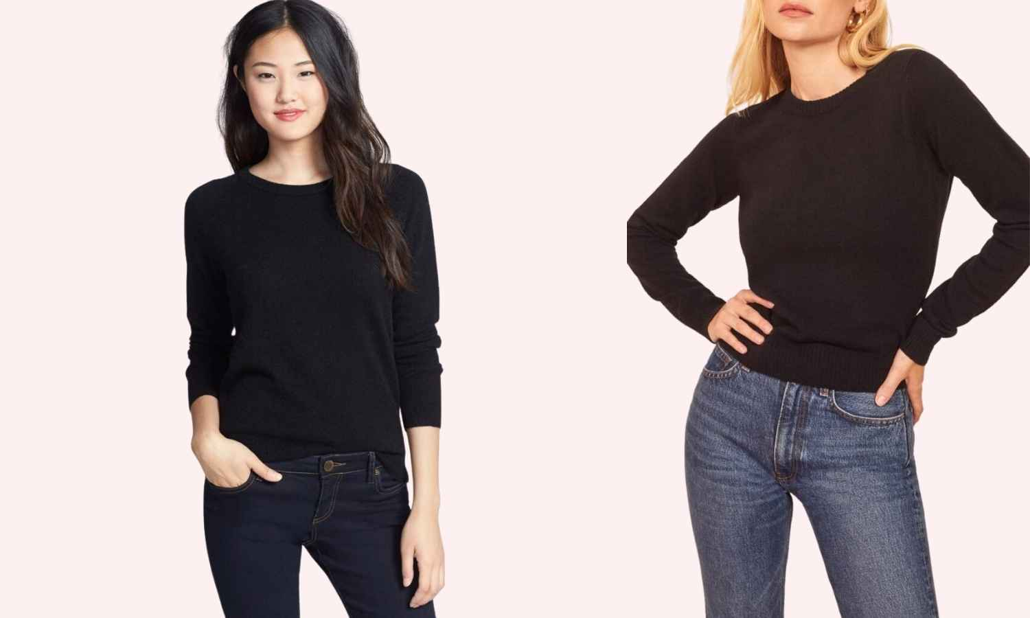 15 Best Cashmere Sweaters to Stay Preppy and Warm
