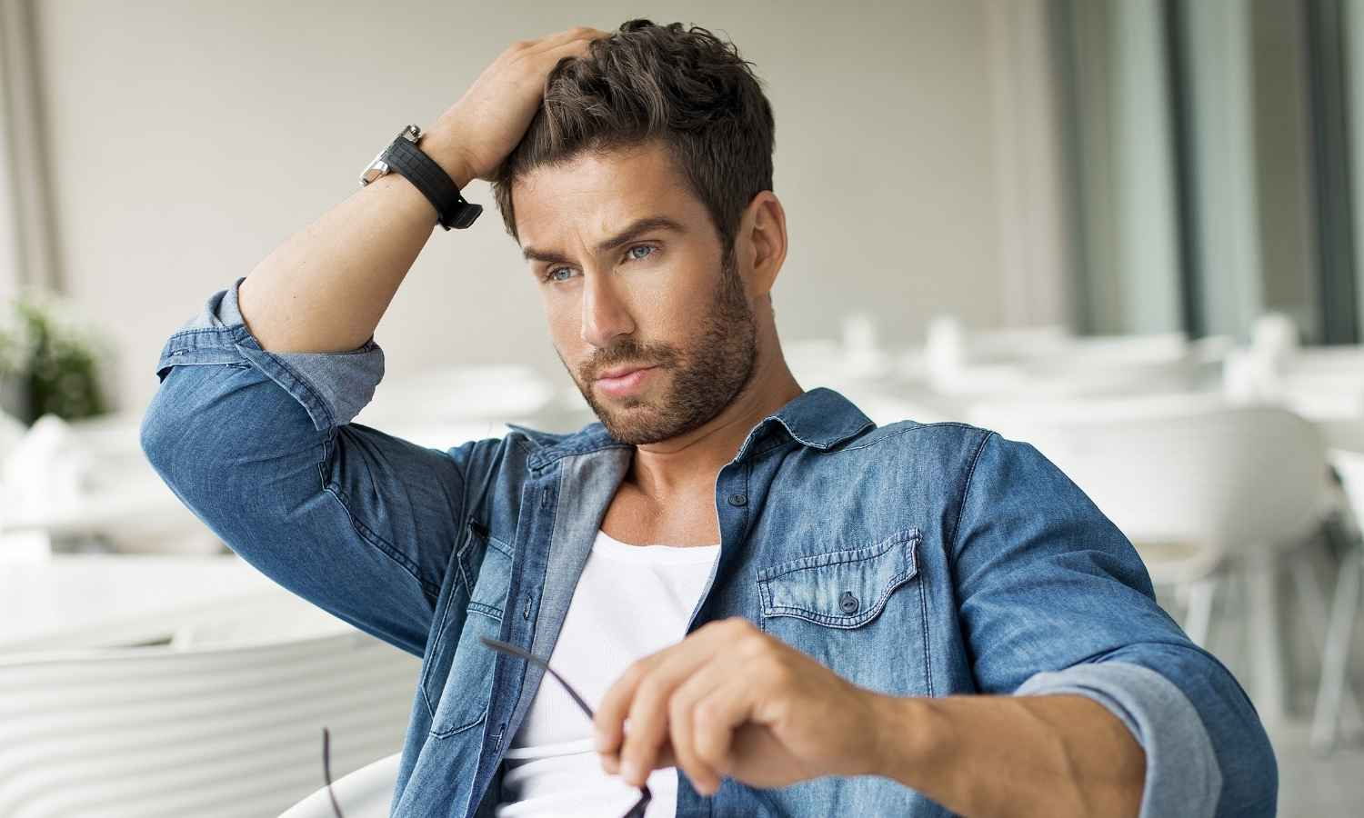 How to Grow Your Hair Faster (8 Tips for Men)