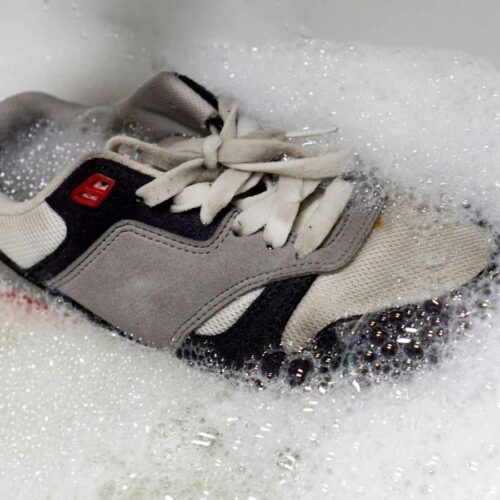 How to Wash Sneakers (Washing Machine) for Brand New Kicks