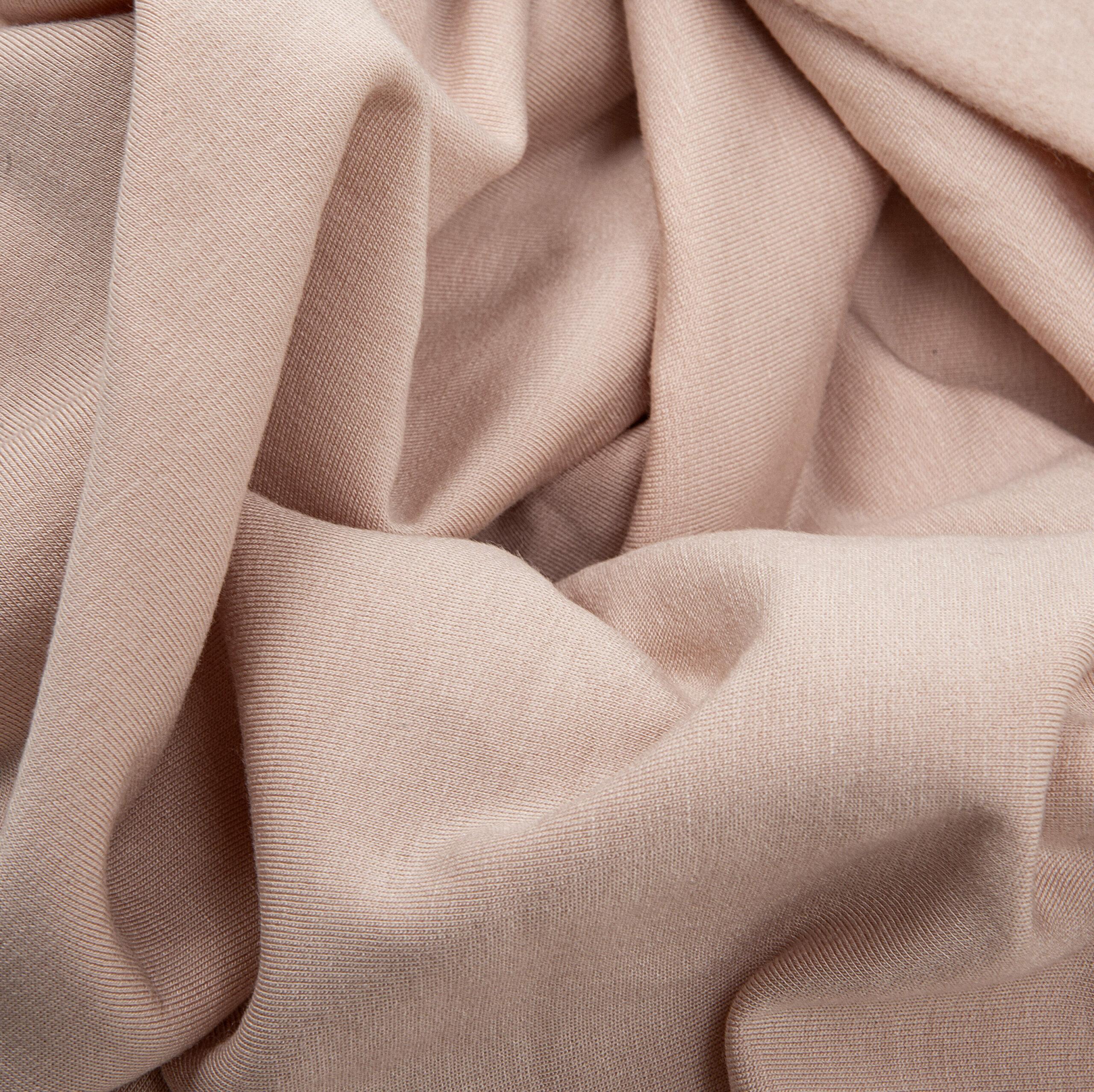 modal vegan silk